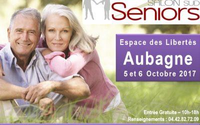 J – 30 : Aubagne, Salon des Seniors