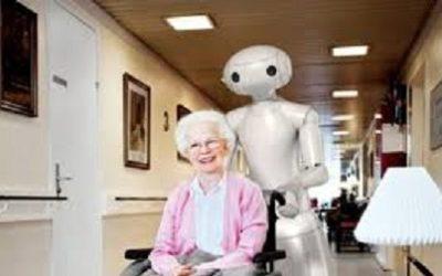 Des robots au service des personnes âgées !
